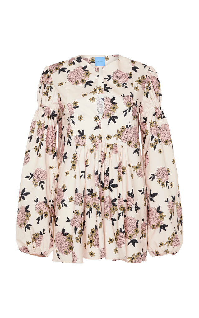 Hibernation Top in Floral Print