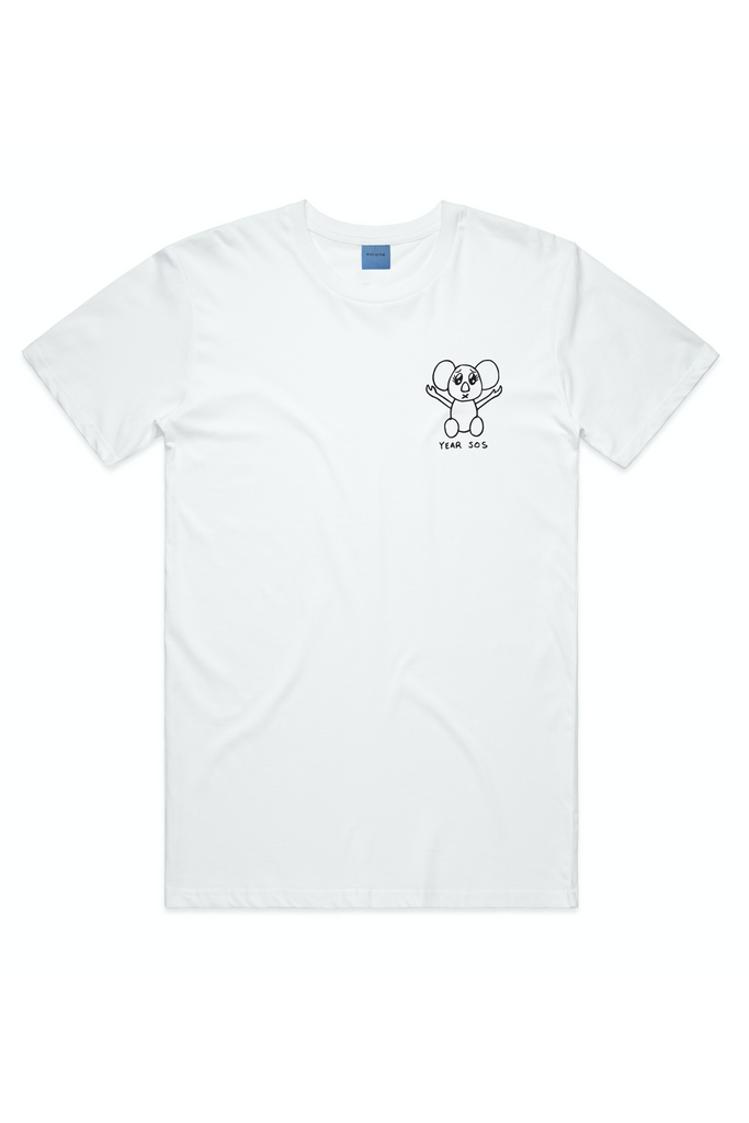 YEAR SOS Tee Unisex Adult