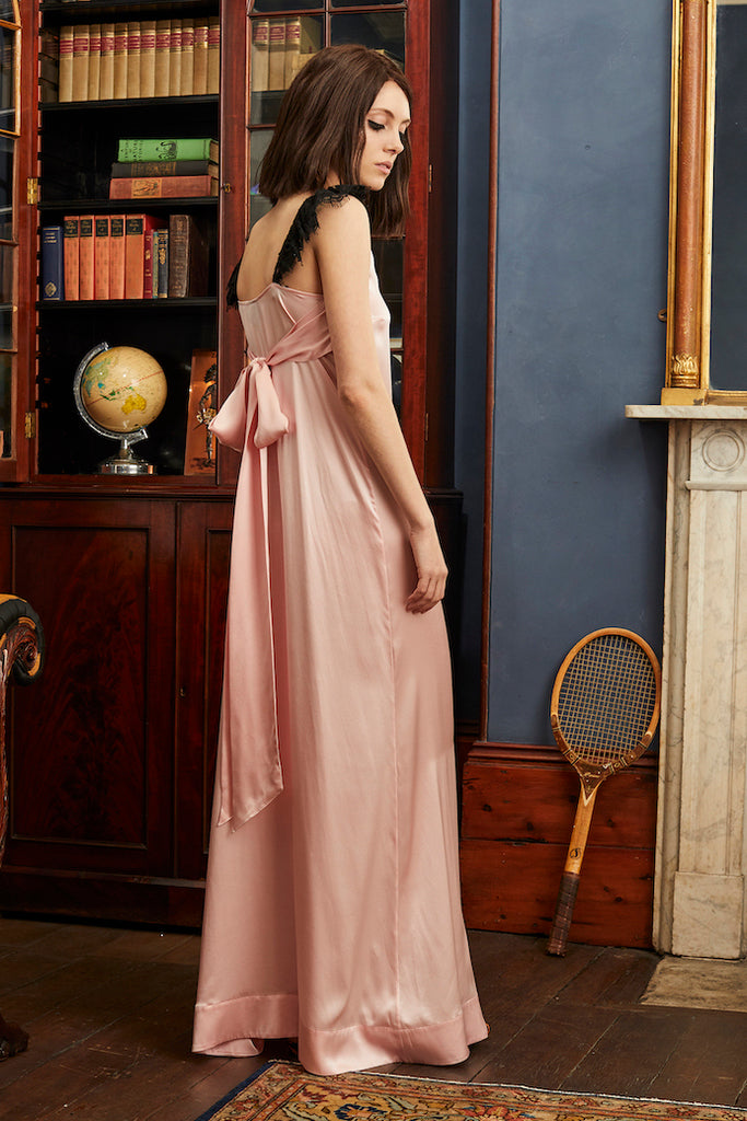 Opium Dress in Pink
