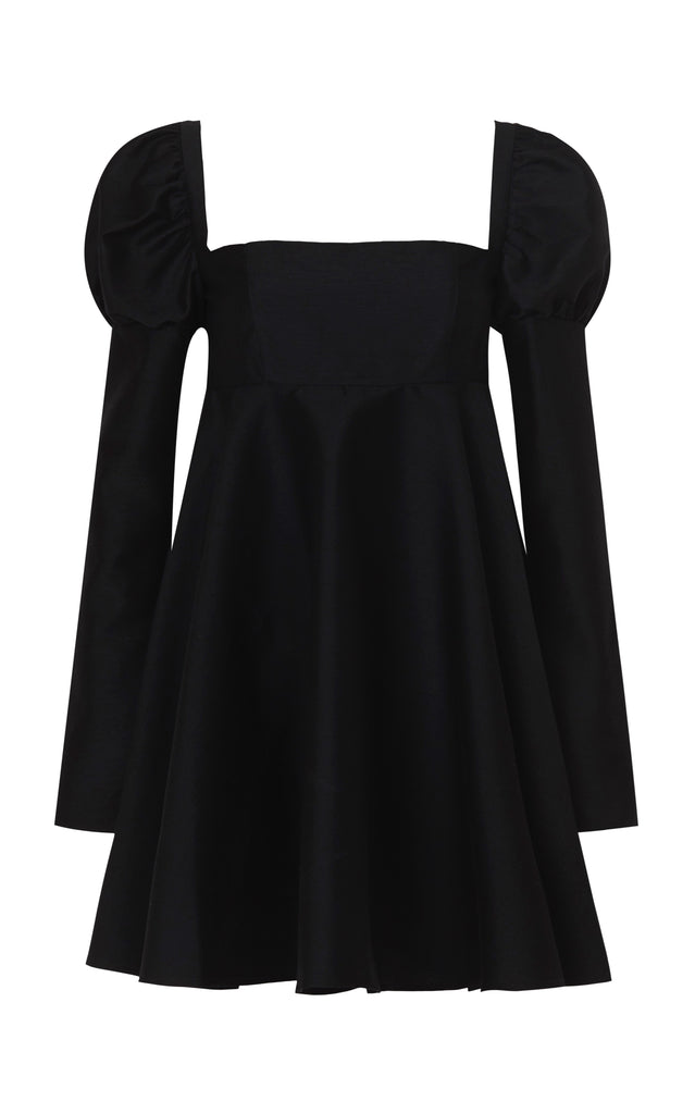 Romantic Dress in Black