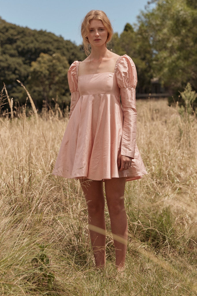 Romantic Dress in pink