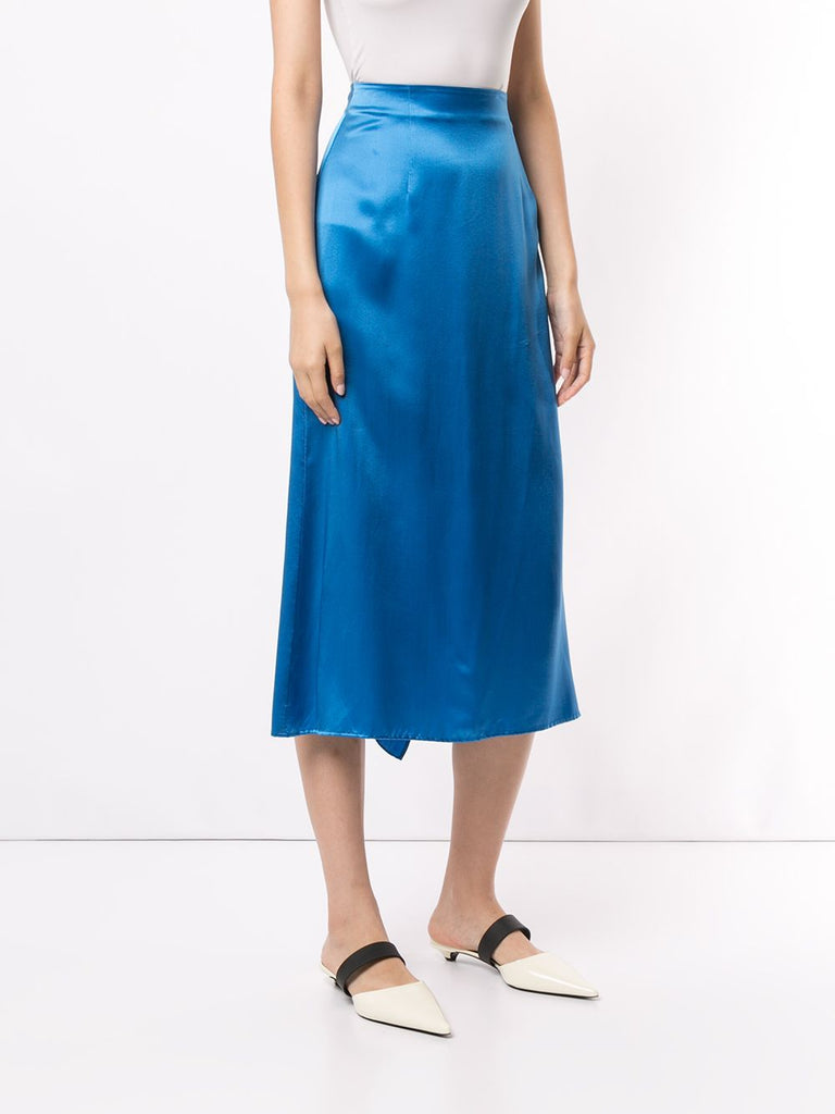 Shadow Skirt in Blue