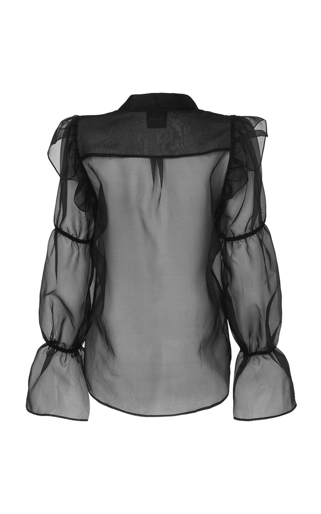 Souffle Blouse in Black