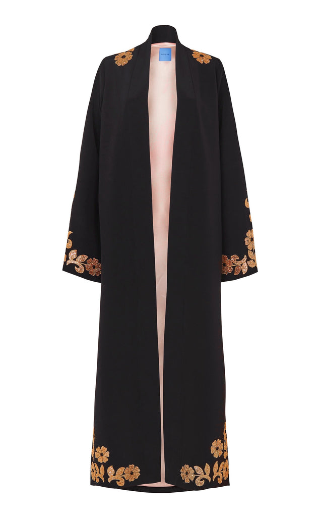 Whiskey Robe in Black
