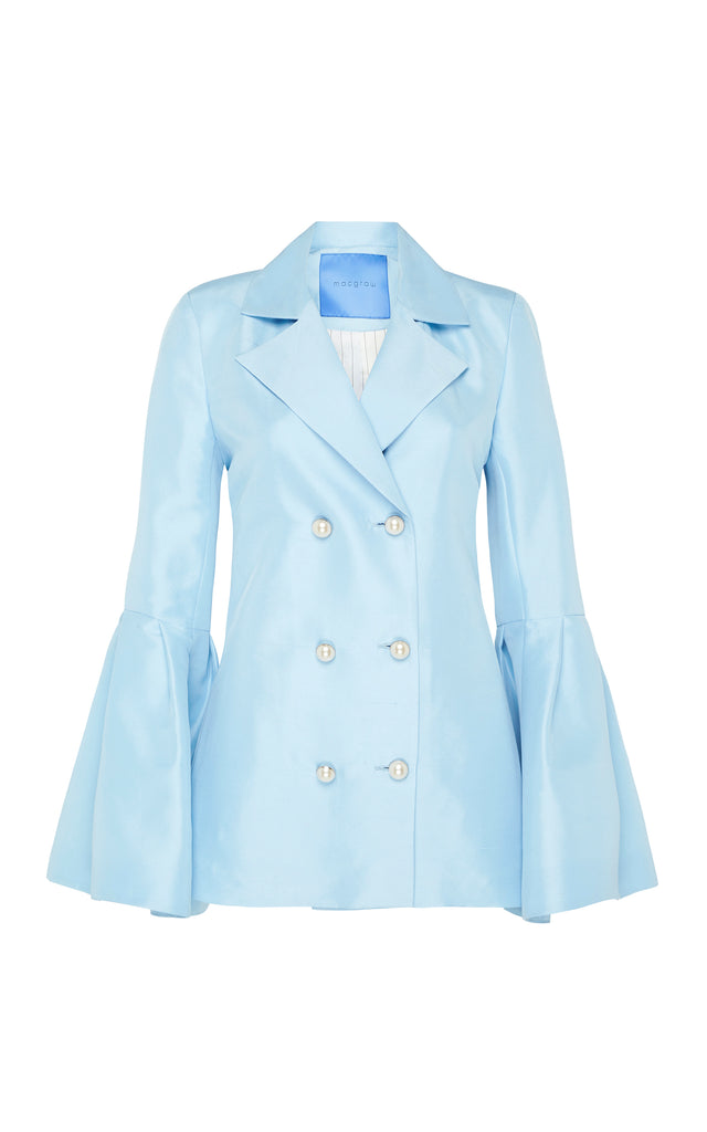 Wing Blazer in Blue