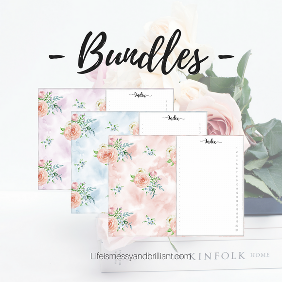 Digital Planners and Digital Planner Stickers