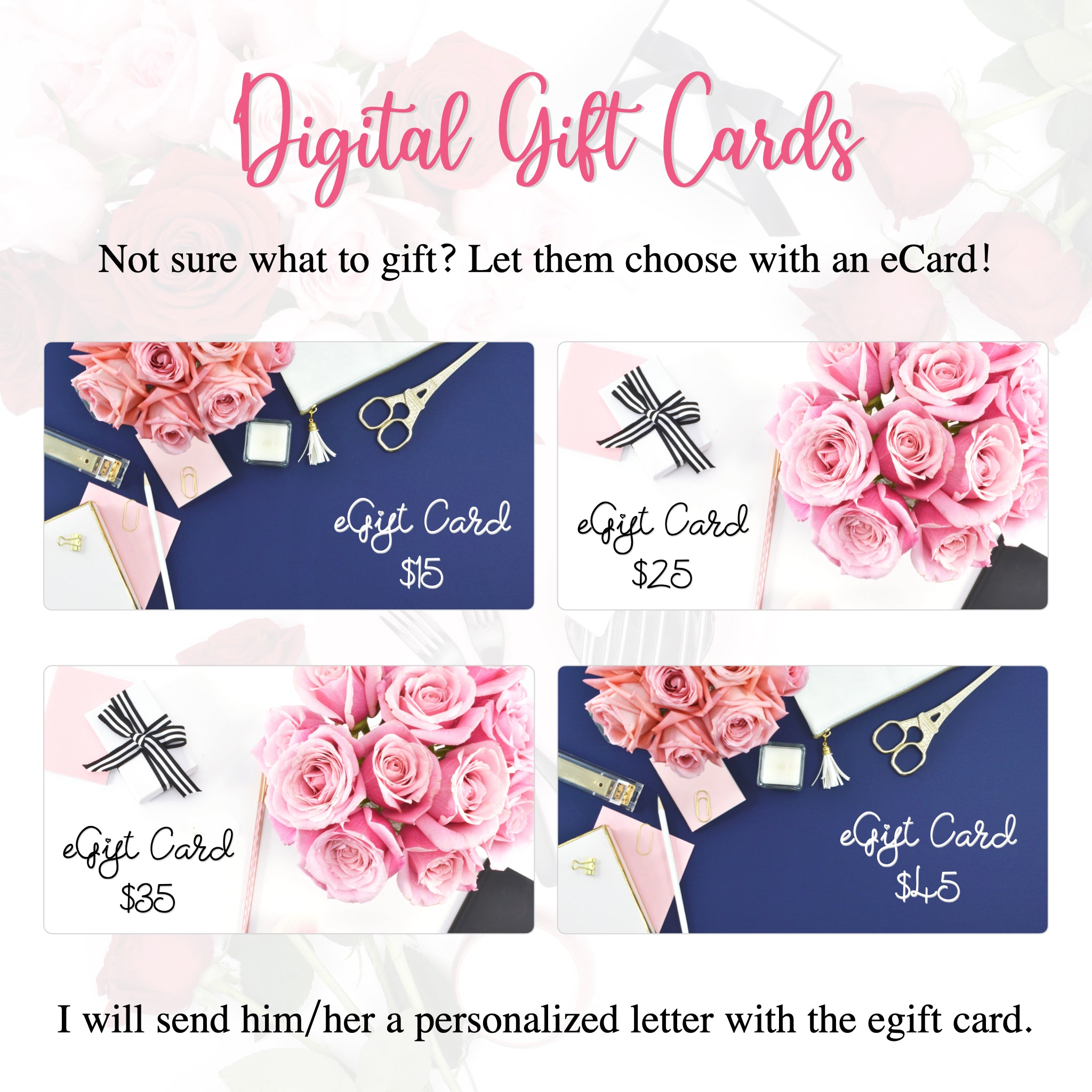 eGift Card - Digital Gift Card