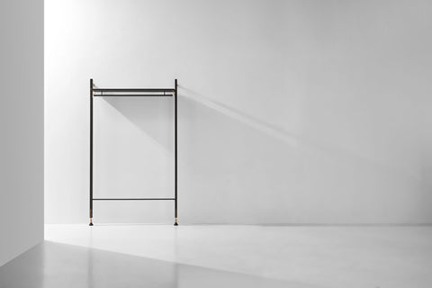 Theo Wall Unit Clothing Rail