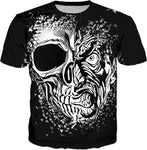 Immortalized Faces T-Shirt