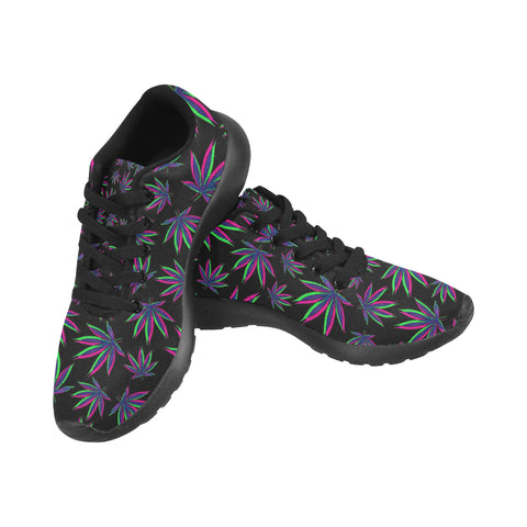 Neon Ganja Men's Running Shoes