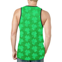St. Paddy's Irish Rockstar Relaxed Fit Men's Tank Top