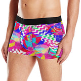 Funky 80s Pop Art Boxer Briefs