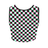 Alien Racer Rave Crop Top