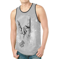 Rock Out Relaxed Fit Men's Tank Top - BigTexFunkadelic