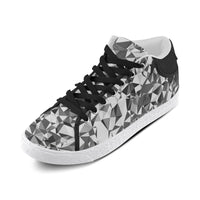 Diamond Print Men's Chukka Sneakers
