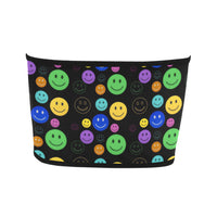 Smiley Face Bandeau Top