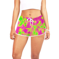 80s Summer Pop Women's Shorts | BigTexFunkadelic