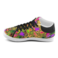 90s Color Splash Men's Chukka Sneakers