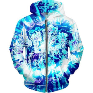 Break The Ice Zip-Up Hoodie