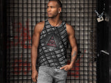 Trust No 1 Men's Relaxed Fit Tank Top