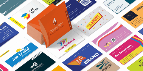 Business cards printing services near me