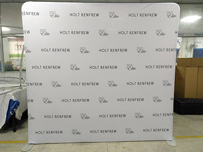 4 Meter Step and Repeat banners
