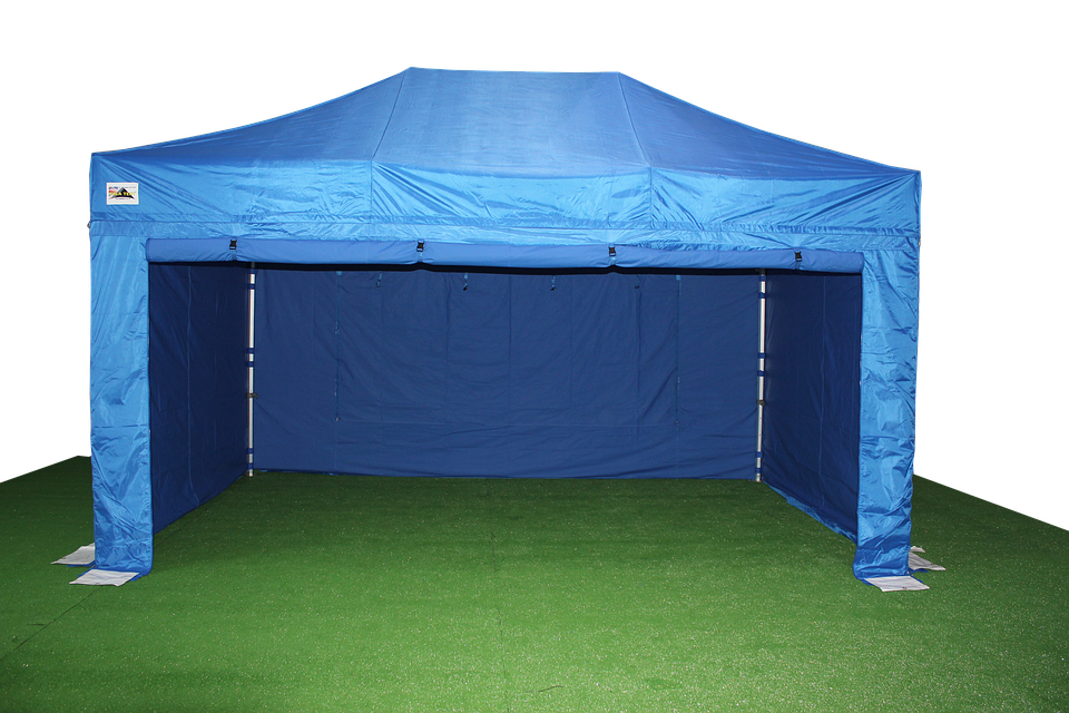 A Pop-Up Marquee