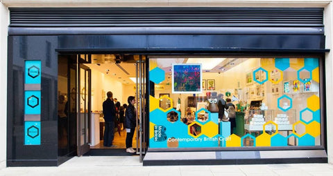 How to apply window decals for retail signage