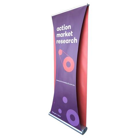 Designer Pull Up Banners Brisbane