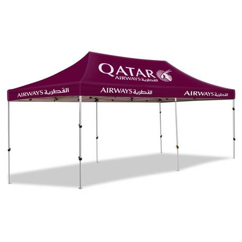 Pop Up Marquee & Gazebo (6m) - M7