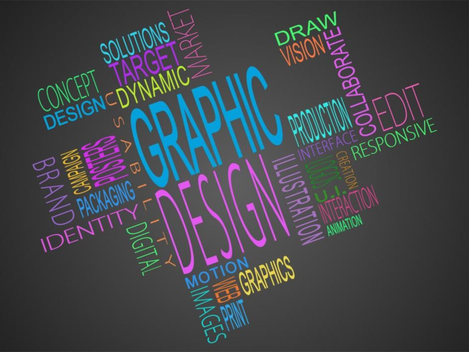 An Assortment of Graphic Design Features