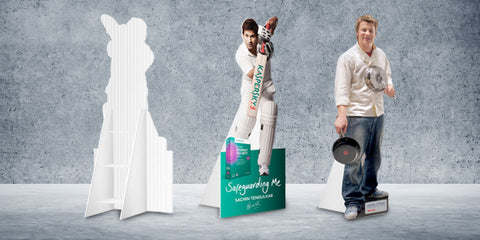 Point of sale standees