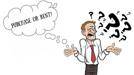 Rent or Purchase