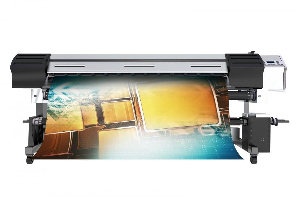 Wide Format Banner Printing