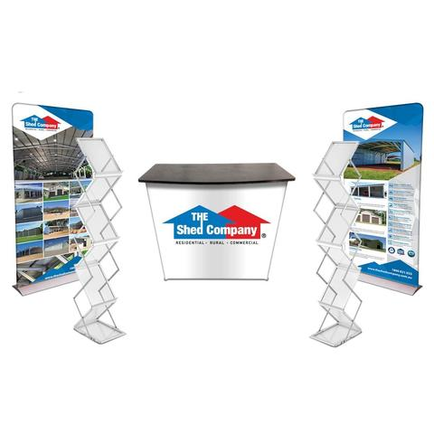 Exhibition Display Stand - Kit #67