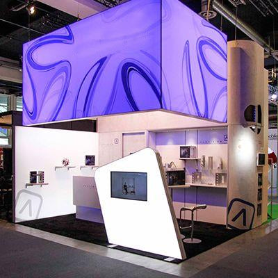 Exhibition Stand Lighting Qld : Exhibition stand