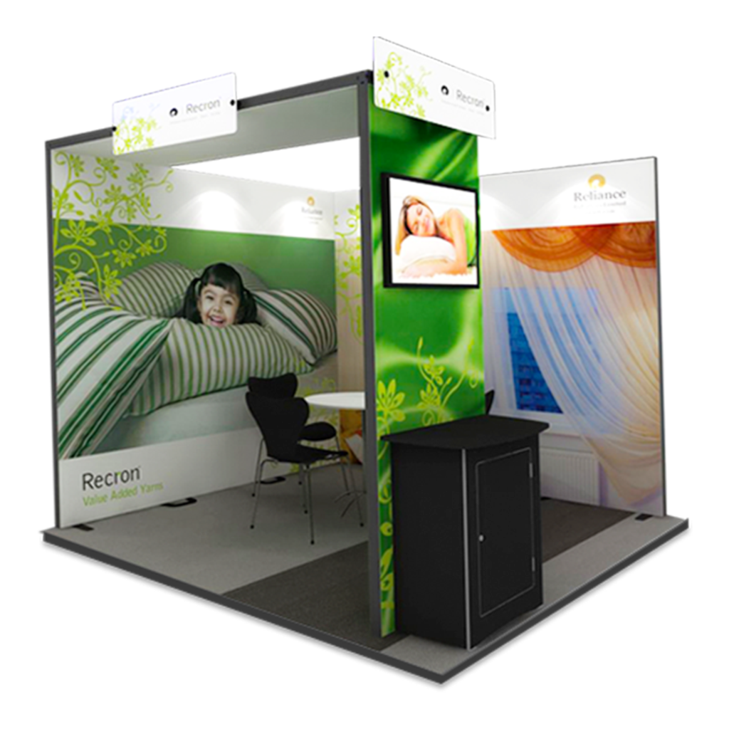 Vivid Exhibition Displays Modular Exhibition System - Z6