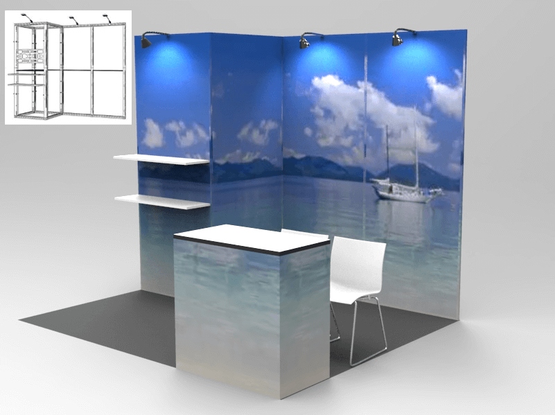 modular booth systems australia 3m