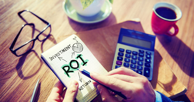 Calculate ROI versus Promotional Expenses