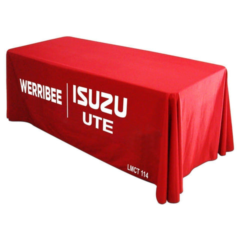 Signage Melbourne Loose Table Cloths & Throws