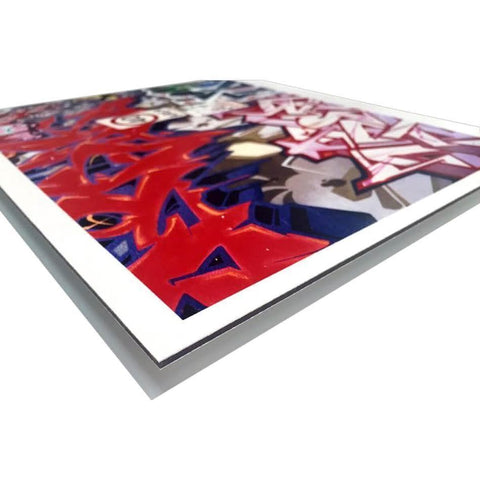 Aluminium Composite Panel Signs