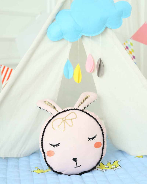 Cute Cotton Rabbit Pillow