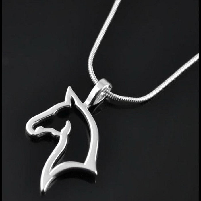 Stunning Horse Necklace For Women - My Treasure Barn