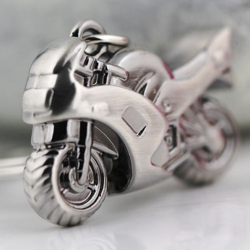 Motorcycle Keychain