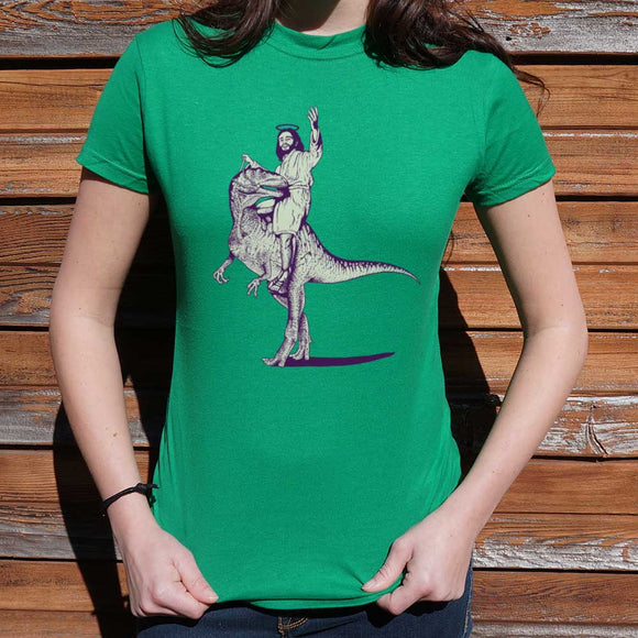 Ladies Jesus Lizard T-Shirt