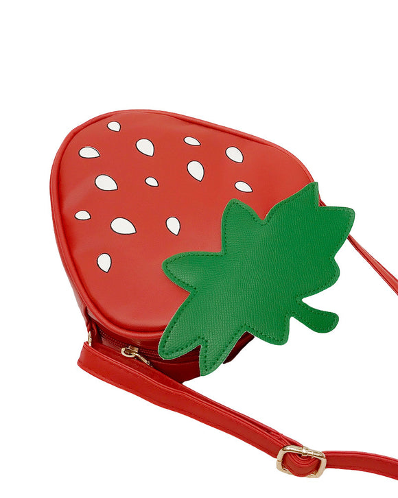 Cute Crossbody Fruit Design Bag