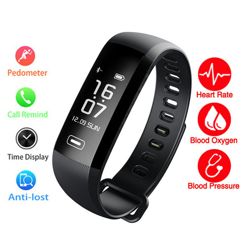 Sport M2 Fitness Tracker Smart Watch Blood Pressure Oxygen Bluetooth 4.0 Creative Watches Intelligent Watch Outdoors Watch