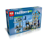 Download intruction Lepin 15007