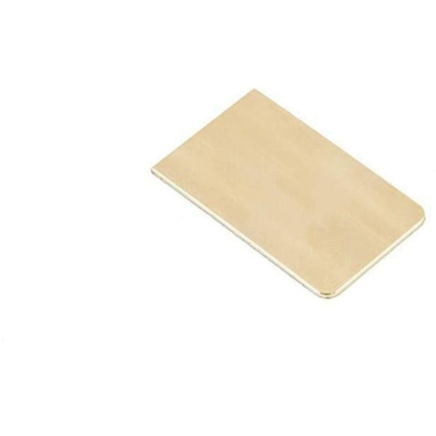 Brass Battery Plate -XRAY T4