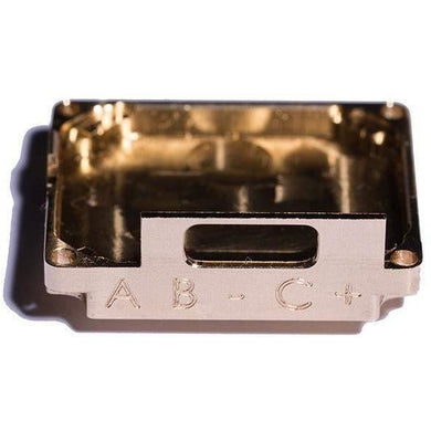 Brass Bottom Case for HW XR10 Pro Stock Spec (1s and 2s)